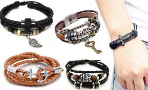 Accessoire pour bracelet homme